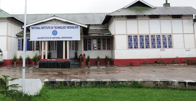 Poor response of local students to National Institute of Technology (NIT), Shillong