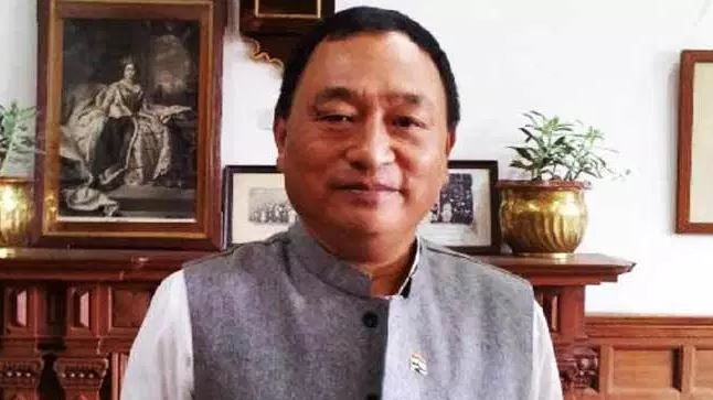 Arunachal Lok Sabha MP Ninong Ering advocates for Indo-Sino water treaty