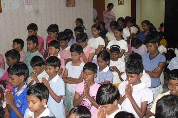 Life in Orphanage Ends for Puja and Kalyan with Two Foreigner Couples Adopting Them
