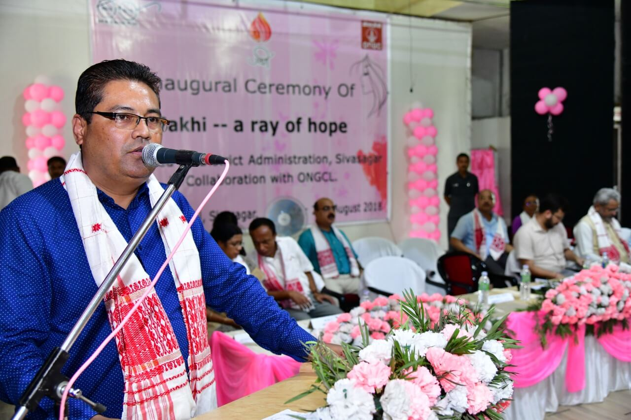 Project Sakhi, aimed at menstrual hygiene launched in Sivasagar