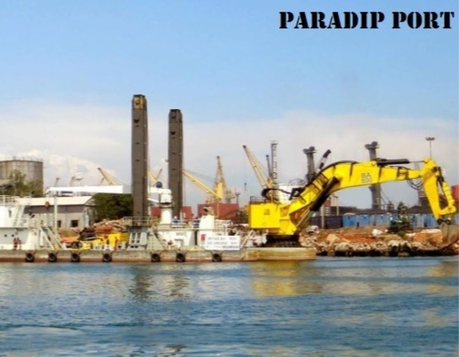 Smart industrial port city project begins in Odisha