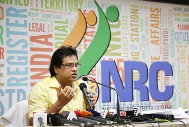 All Assam Rongmei Naga Students' Union writes to Prateek Hajela