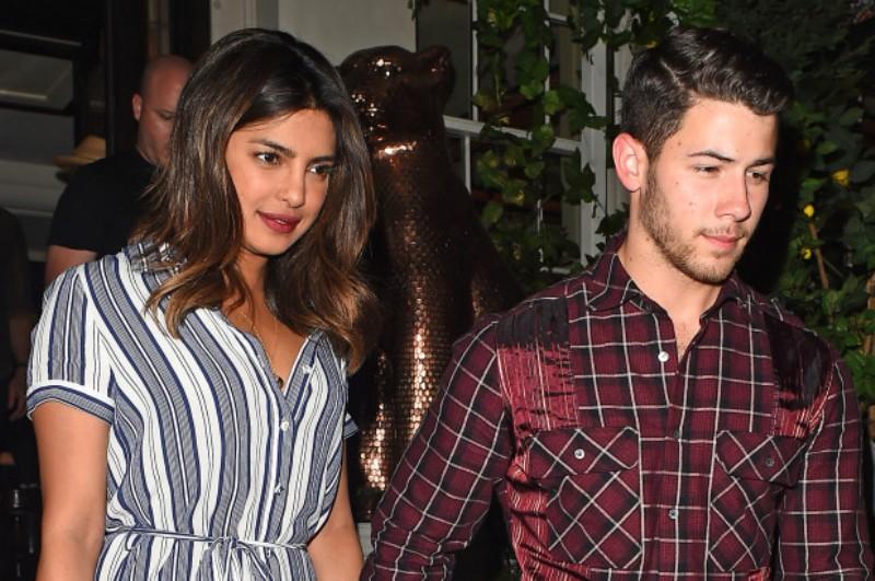 Priyanka Chopra Welcomes Nick Jonas, His Parents in Mumbai