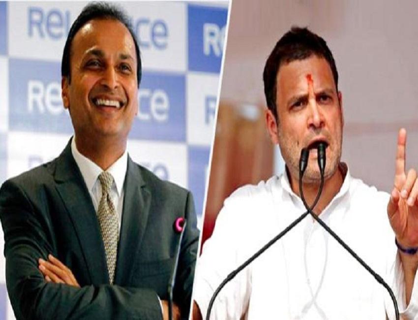 Rafale deal: Anil Ambani writes to Rahul Gandhi, says Congress has been misinformed