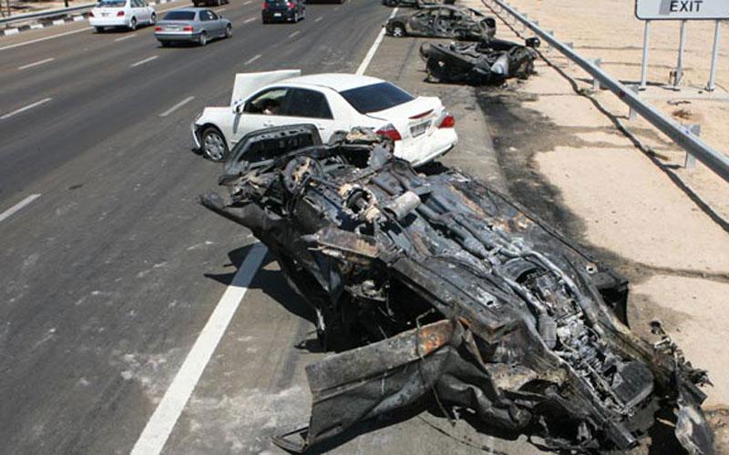 Road mishap kills one at ISBT Flyover near Guwahati