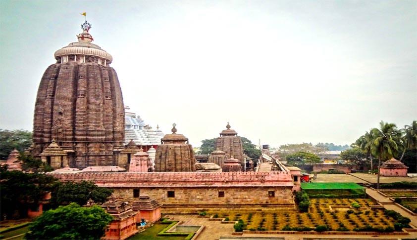 Cracks found in Jagannath temple mandap