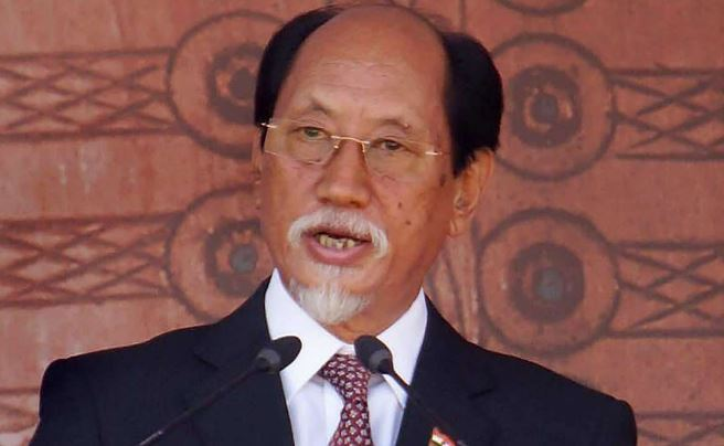 Nagaland CM Neiphiu Rio seeks Central aid to PM Modi