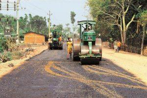 Udalguri-Rowta road