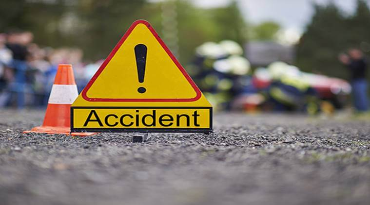 Five injured in Road Mishap at Bamunbari near Demow