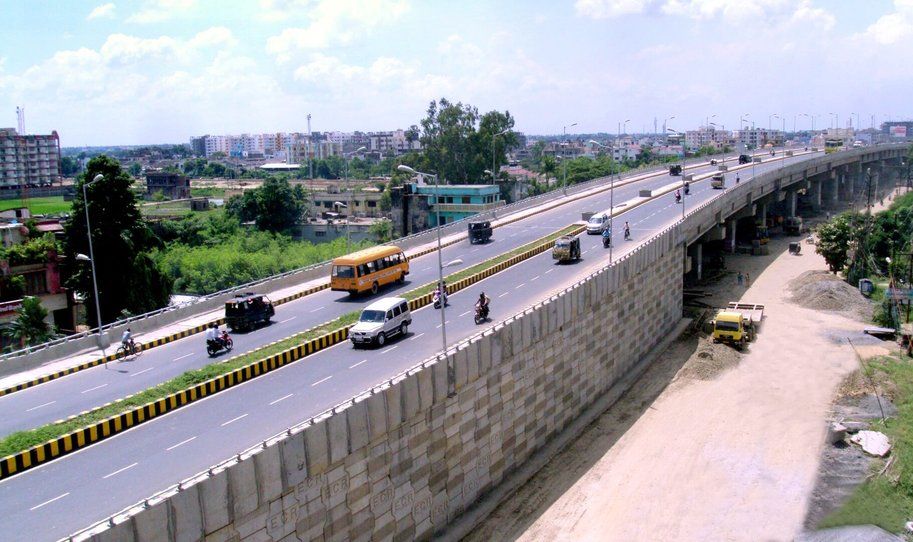 North East Frontier Railway and Assam Government  to undertake Road Overbridge jointly