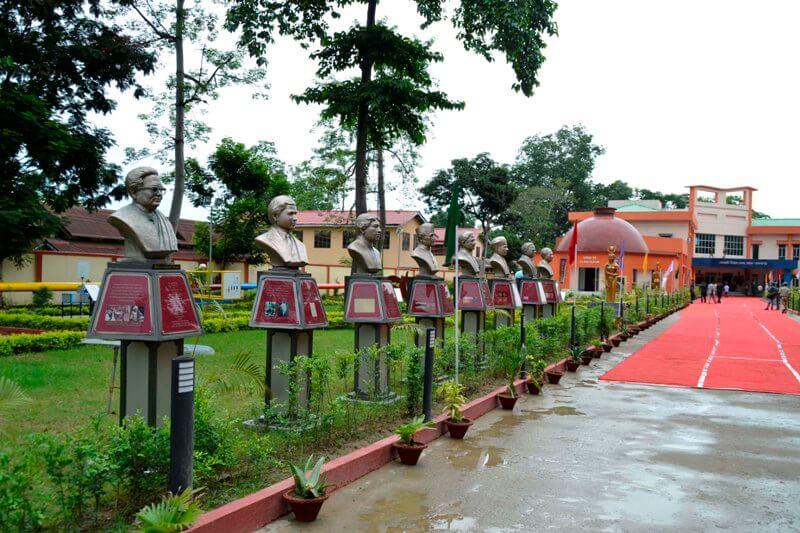 Sanitation Park in Public Health Engineering, Jorhat