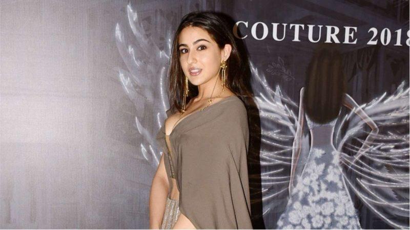 Finally Sara Ali Khan Makes Her Instagram Debut, Karan Johar Welcomes Her