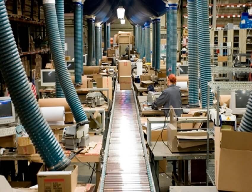 Shoddy Manufacture