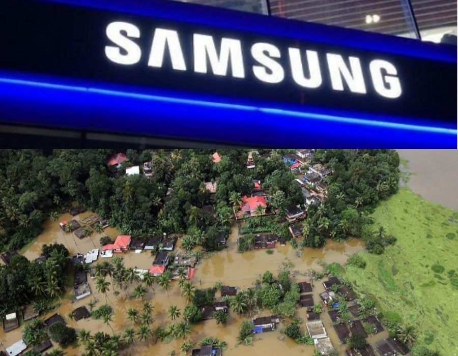 Samsung donates Rs 2 crore for Kerala flood victims