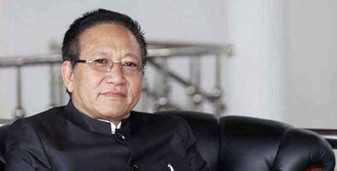 State Minister for Power Tamiyo Taga Held a Meeting on Power Substation Damage Assessment, Arunachal Pradesh