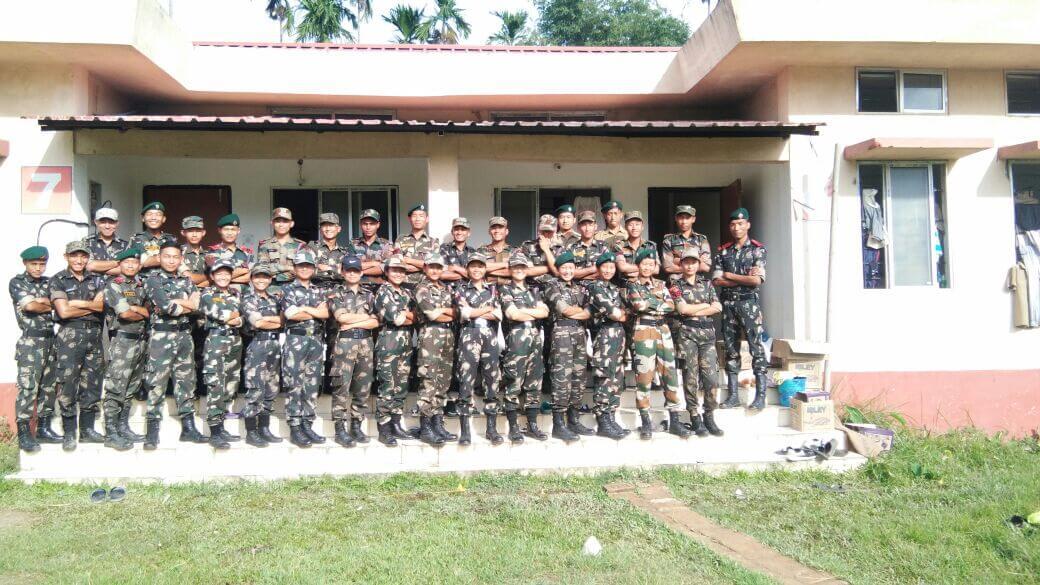 Thal Sainik Camp Organised by North Eastern Region (NER)