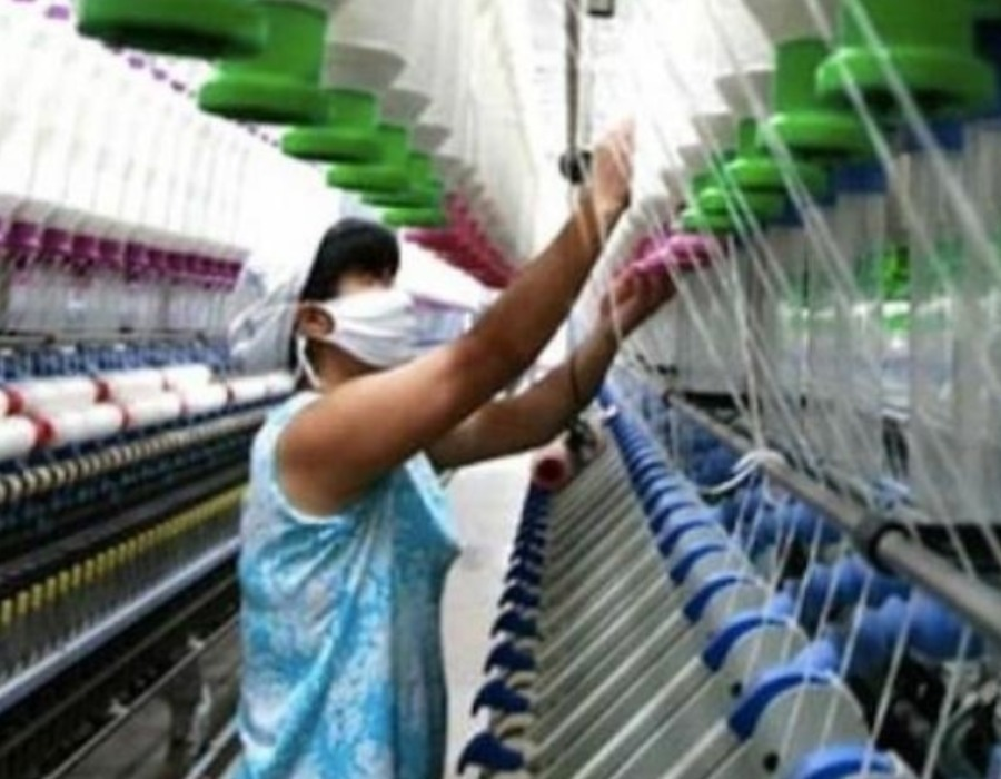 Customs duty doubled on 328 textile products
