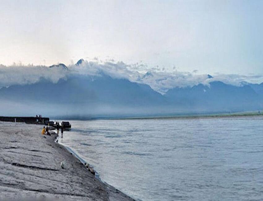 CWC monitoring Brahmaputra, Siang rivers