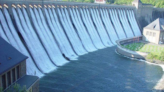 Water release