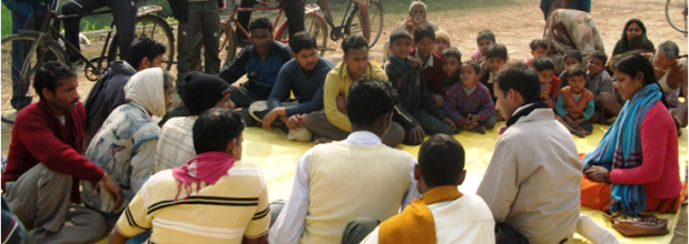 Nehru Yuva Kendra Sangathan  Initiated  Process for Formation of Village Level Youth Clubs