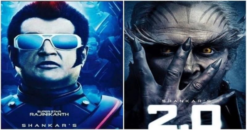 Akshay Kumar and Rajinikanth Battle Face-to-Face in '2.0' Teaser