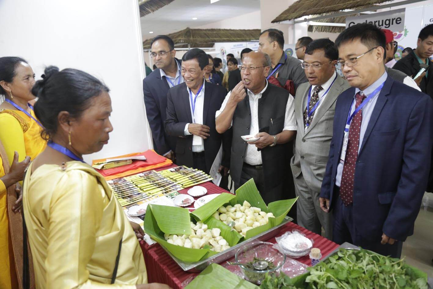 Six food organizations from Farmer Business School ( FBS) launched