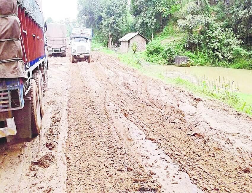 AABYSF demands immediate road repair in Demow