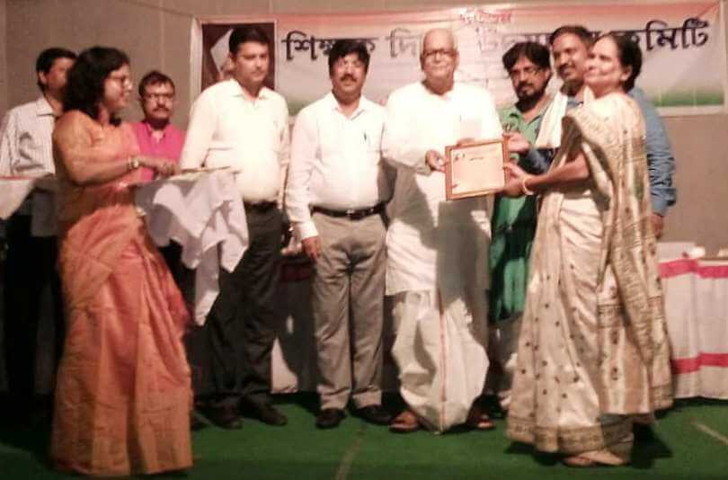 29 teachers felicitated in a lacklustre function at Silchar