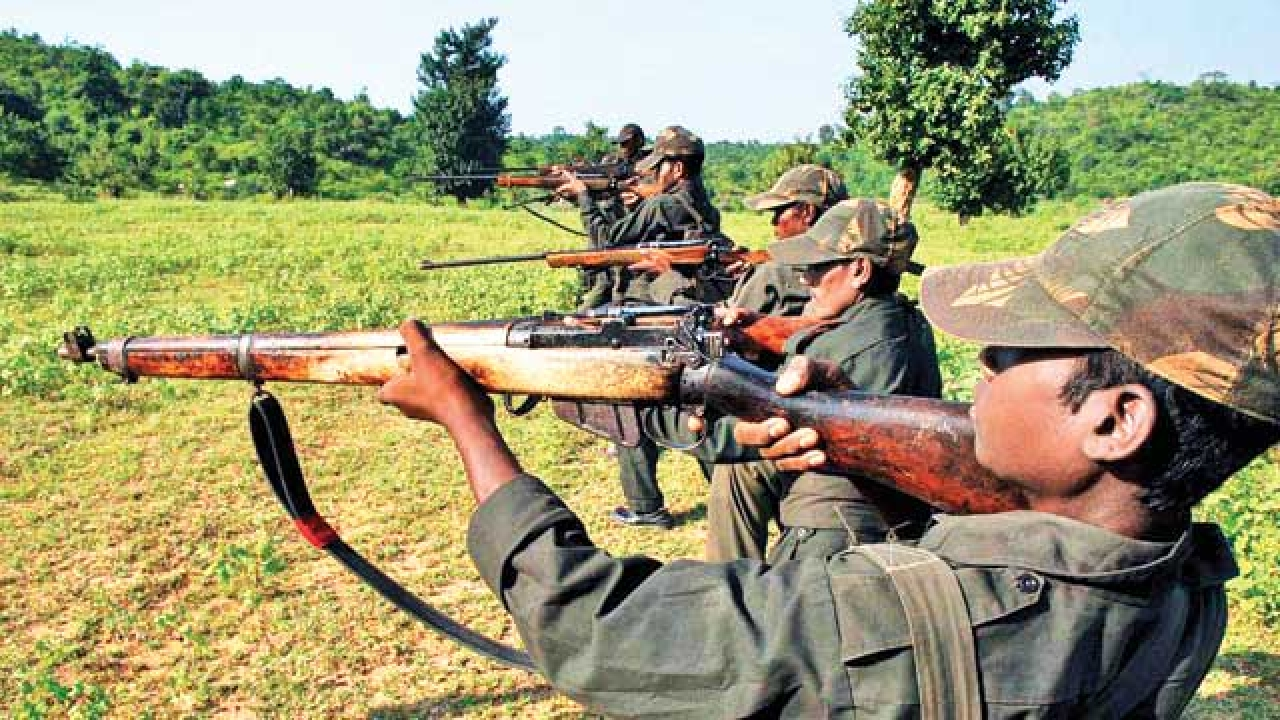 Maoists in Jharkhand Press For villagers to Join Rebel Group