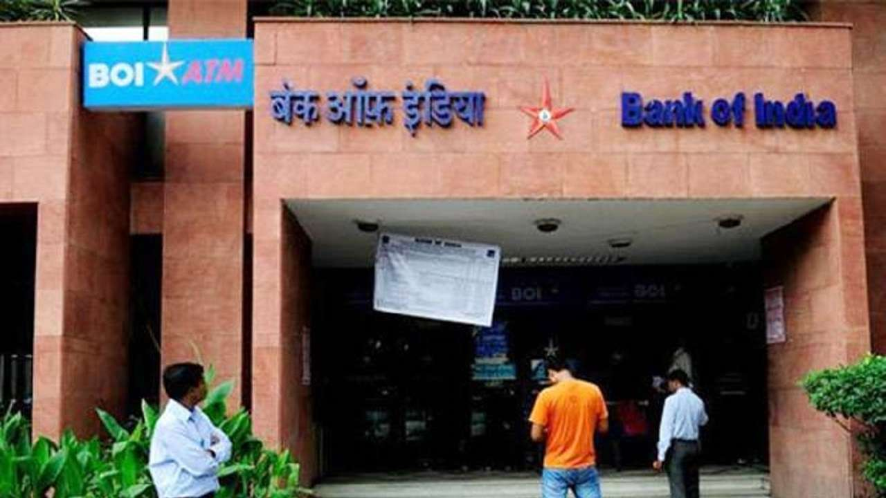 FIR lodged Against Bank of India