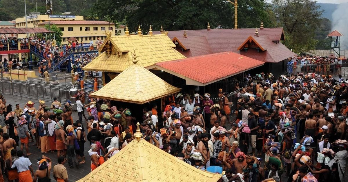 Supreme Court Verdict on Prohibiting Women in Sabarimla Temple