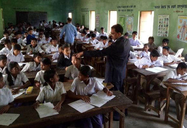 Centre asks Assam Government to Rationalize Teachers' Appointment