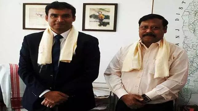 Utilize working season to complete ongoing projects: Hailakandi DC Adil Khan