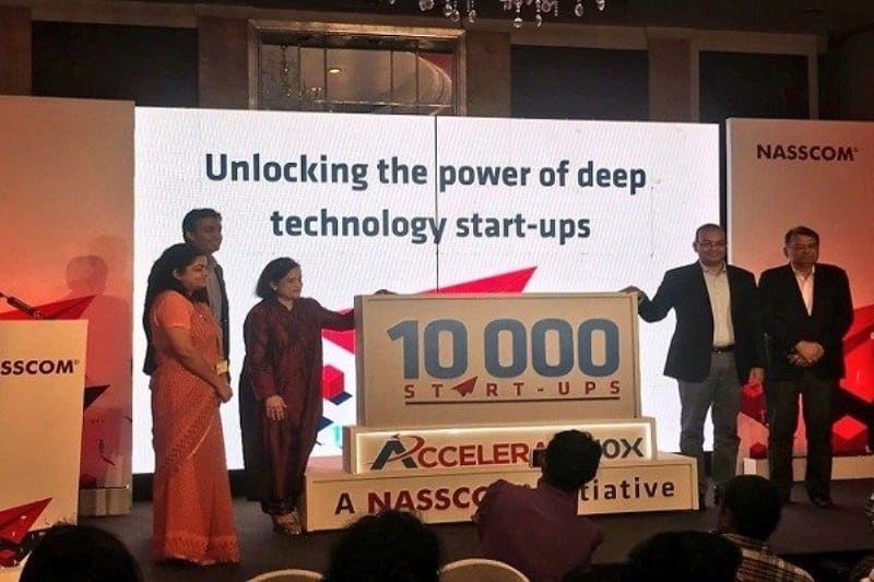 Nasscom Accelerate 10X Initiative to Nurture 100 AI Start-Ups Each Year