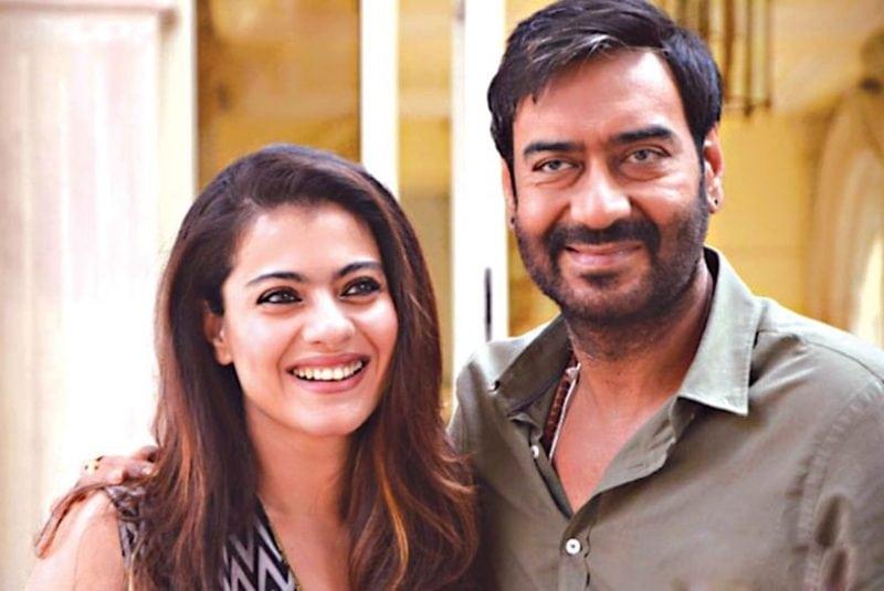 Ajay Devgns Prank On Wife Kajol Backfires-Twitteratis Have a Field Day