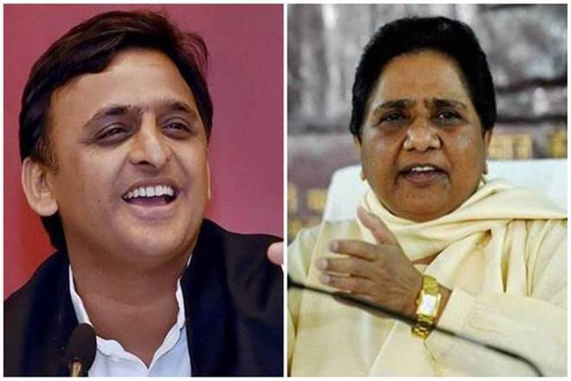 Law Catching up with Akhilesh-Mayawati as they Ready for Alliance