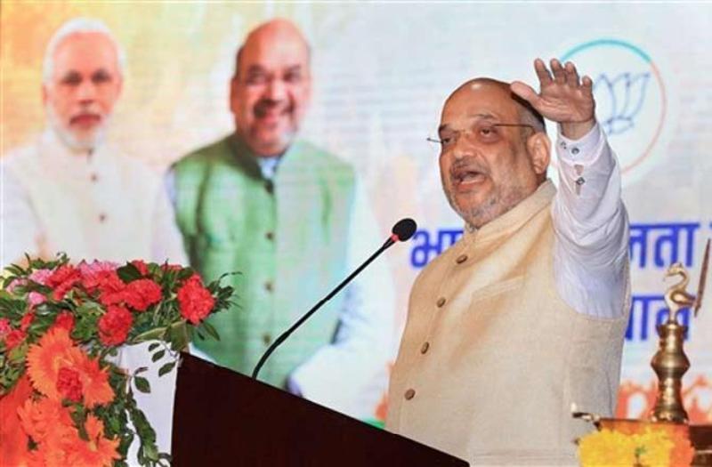 Set your own House in Order, Ashok Gehlot tells Amit Shah