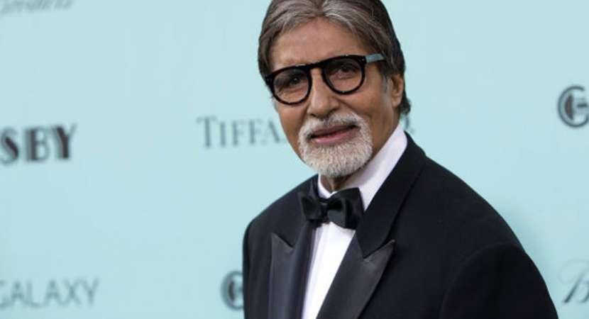 I'm Neither Tanushree, Nor Nana: Amitabh Bachchan