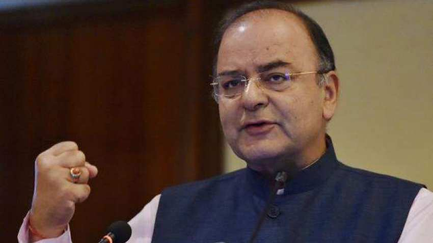 Indian Economy to Grow at 8%: Finance Minister Arun Jaitley