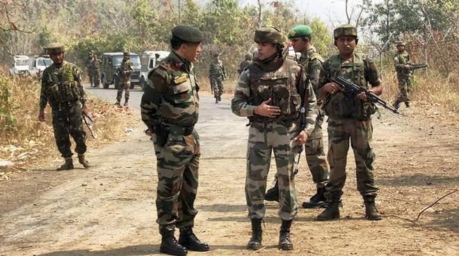 Suspected Militants Attacks Assam Rifles Post in Manipur