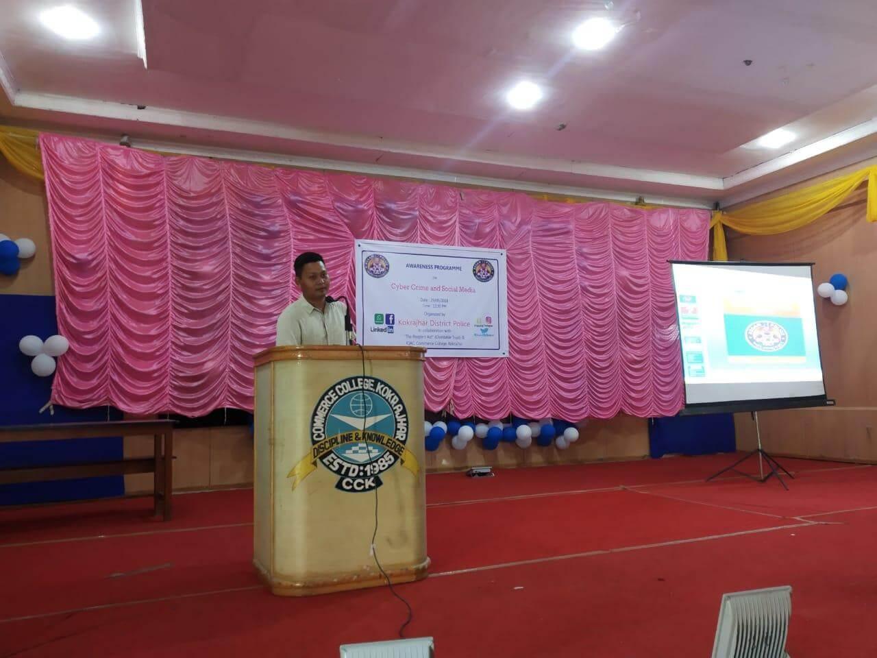 Awareness Programme on Aadhaar Card Enrolment Process