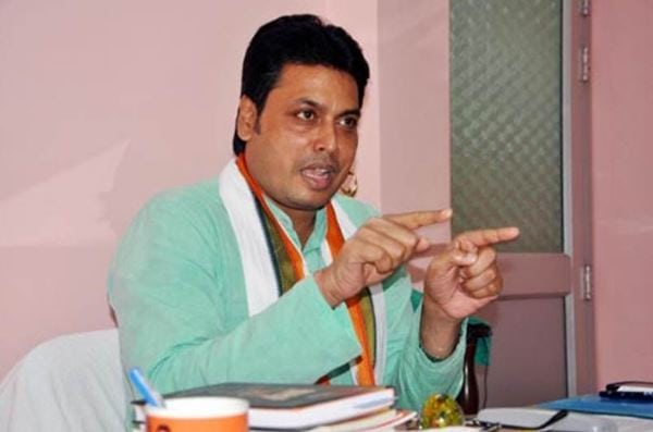 Tripura to set up flute performance research Institute: Biplab Kumar Deb