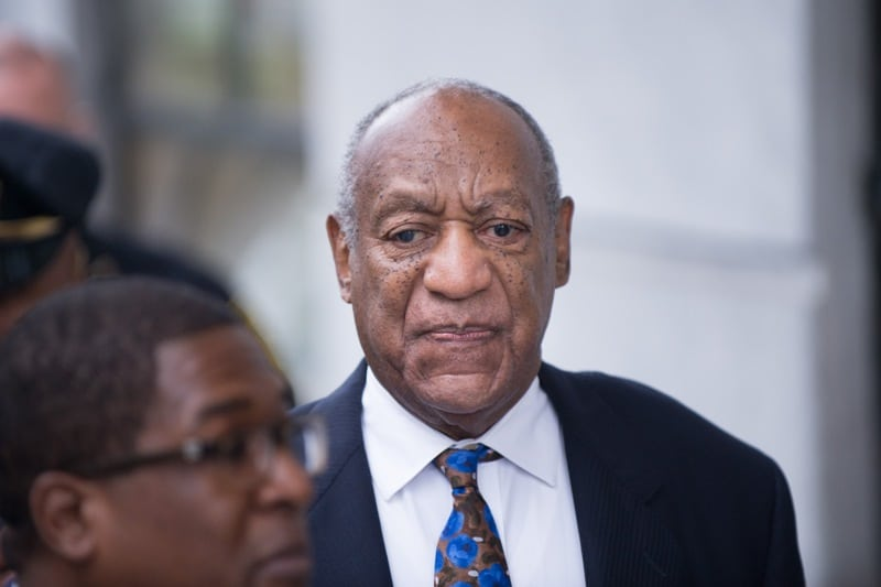 Bill Cosby Faces 5-10 years in Jail for Sexual Assault