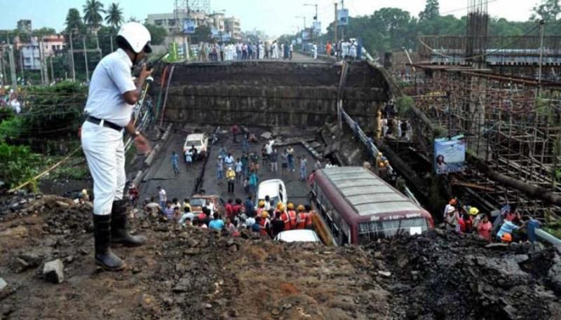 Kolkata Bridge Collapse: Rescue Operations on, Suo-Motu Case Lodged