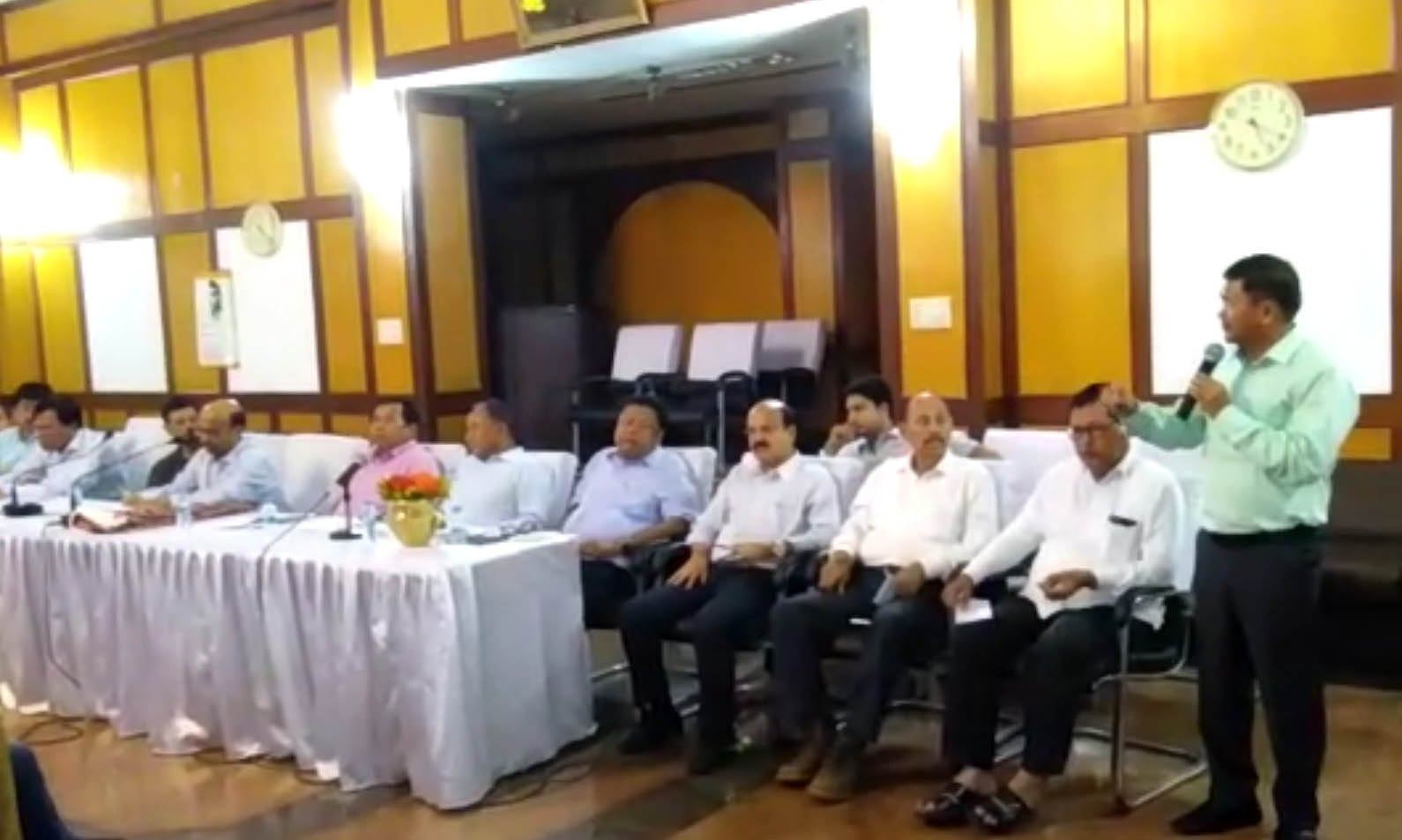 Karbi Anglong CEM Demands Separate Autonomous State Before Assembly Speaker
