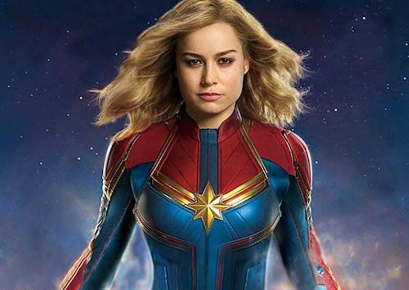 Brie Larson Packs a Punch as Captain Marvel, Will Be Released in March in India
