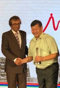 Assam gets Zee Business Travel Award