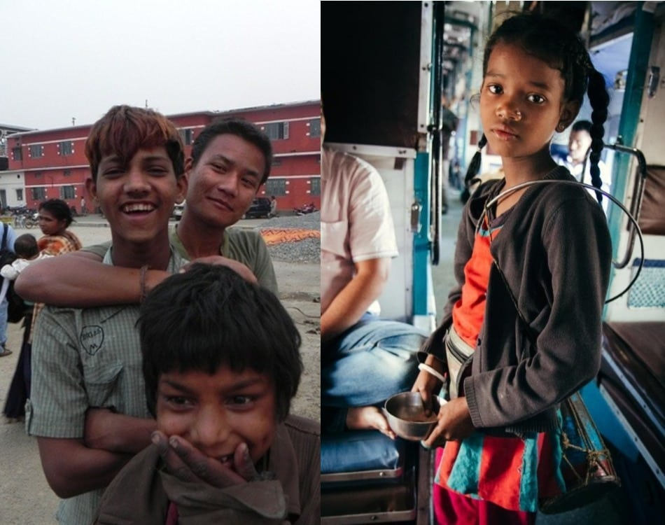 Street Children of Guwahati: A Day into the Home of the Homeless