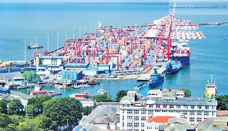 Colombo Ranked World's Top Container Growth Port
