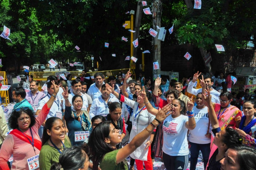 DUSU Polls: Counting Stopped After EVM Glitch